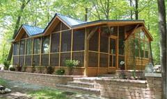 Lakeside Cabins Resort